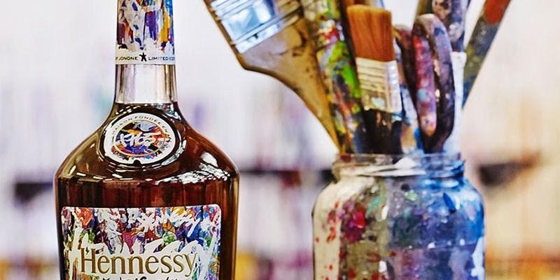 Henny n' Paint: Painting & Cognac Experience