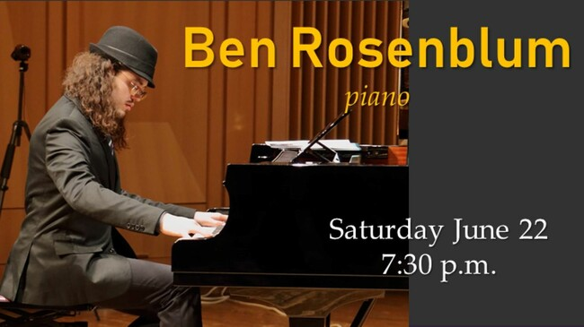 Ben Rosenblum Tickets