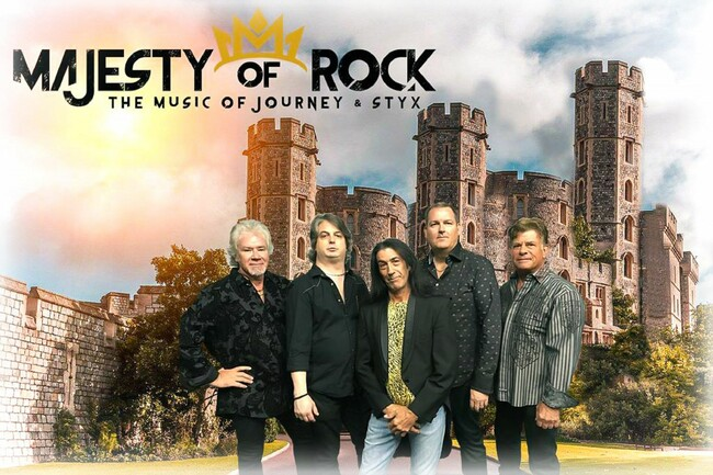"Majesty of Rock:""The Music of Journey & Styx"" Tickets"