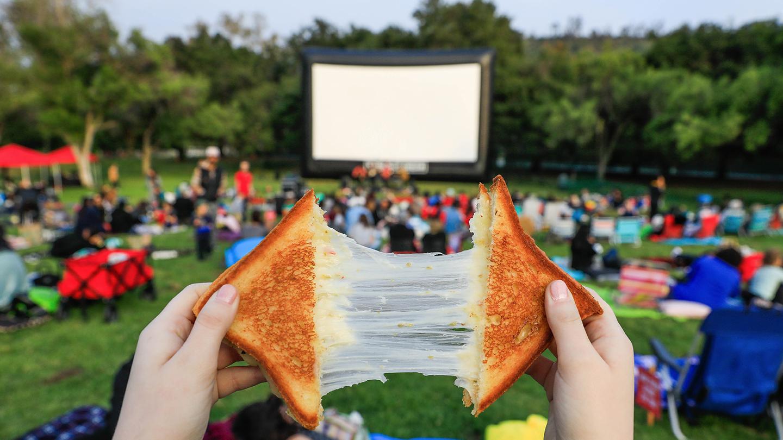 Street Food Cinema: Griffith Park Center