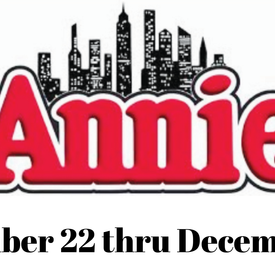 "Citadel Theatre presents ""Annie"