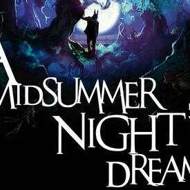 "Summer Shakespeare Series: ""A Midsummer Night's Dream"