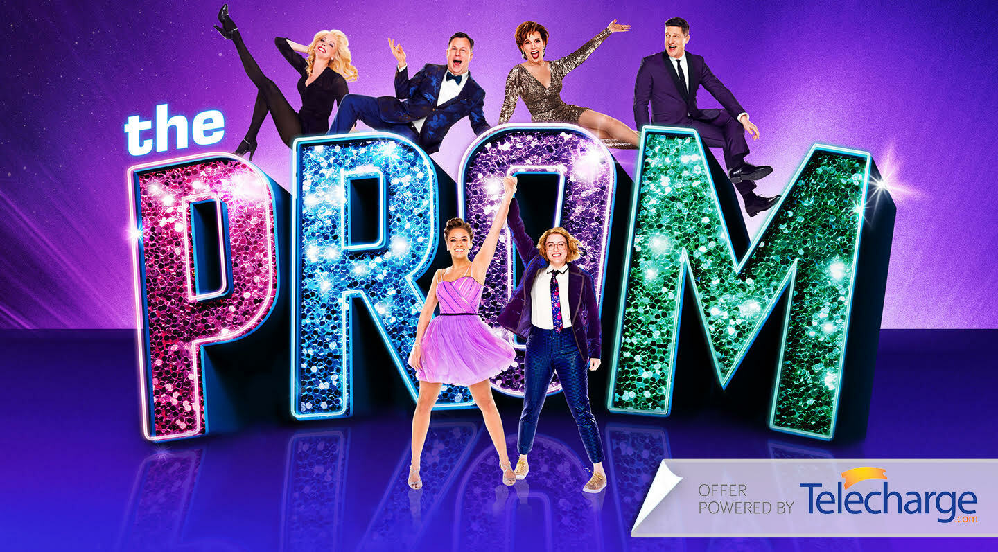 """""""The Prom"""" -- Last Chance to Dance with the New Broadway Musical"""