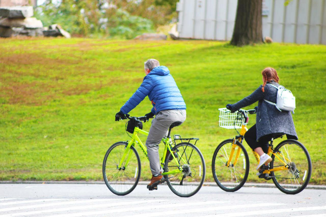 Unlimited Biking: Columbus Circle Bike Rentals