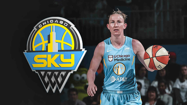 Chicago Sky Tickets