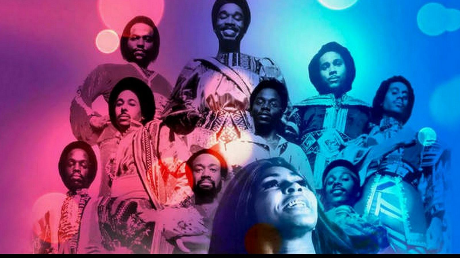 The Music of Tina Turner & Earth, Wind & Fire