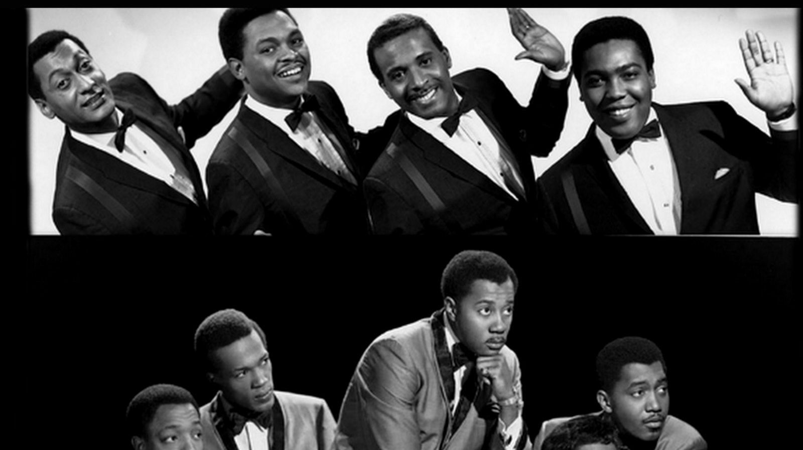 The Music of The Temptations & The Four Tops Feat. Soul Infinity