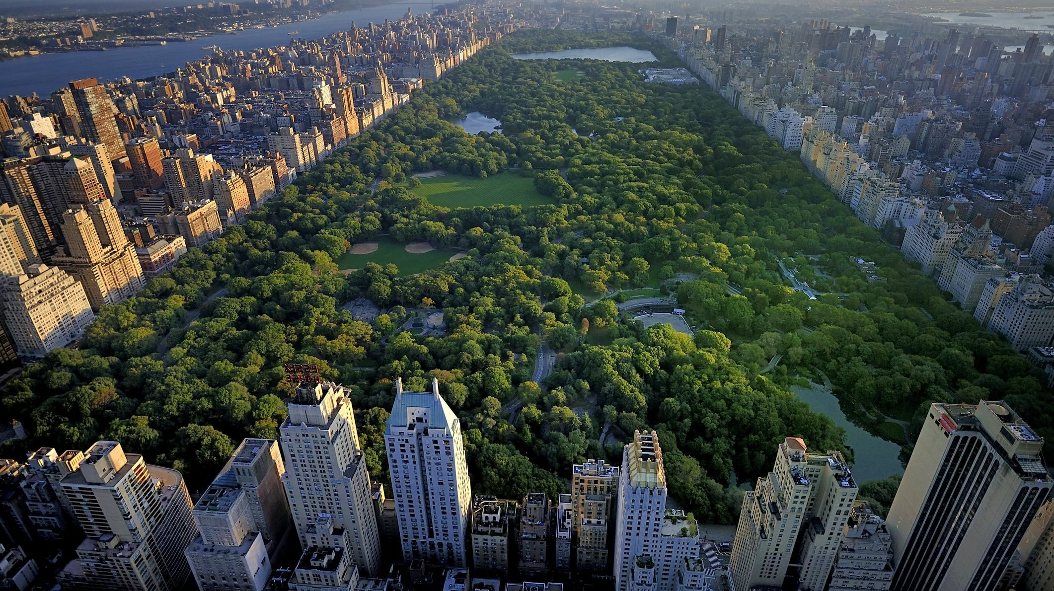 """A Walk In The Park"" Ramble Off/Ramble On Central Park Tour"