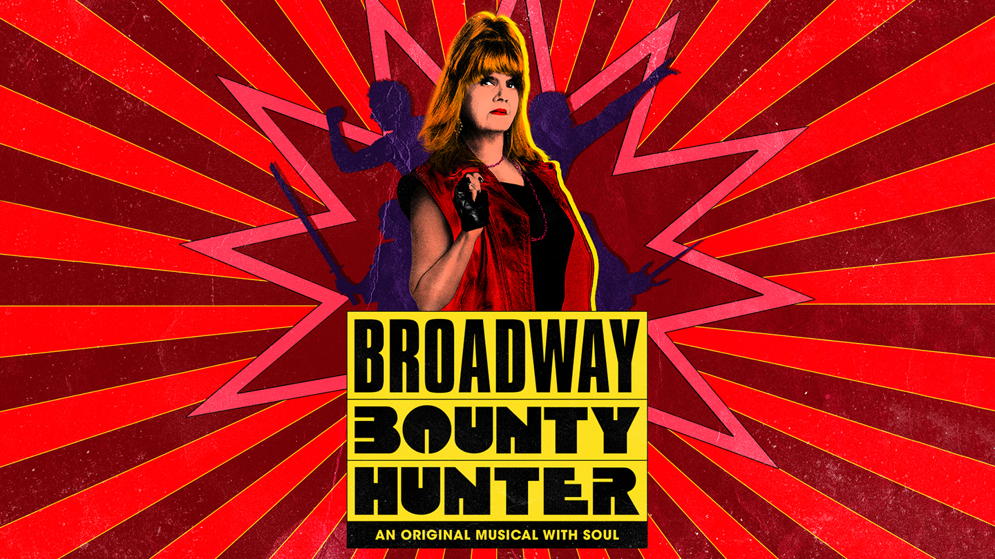 """""""Broadway Bounty Hunter"""": A New Musical by Joe Iconis"""