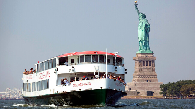 Circle Line Sightseeing Cruises Tickets