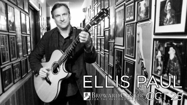 Ellis Paul Tickets