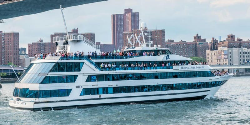 NYC Boat Party on the Infinity Hornblower