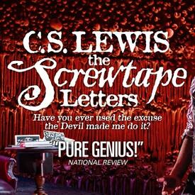 """C.S. Lewis' """"The Screwtape Letters"""