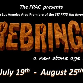 Firebringer: a New Stone Age Musical