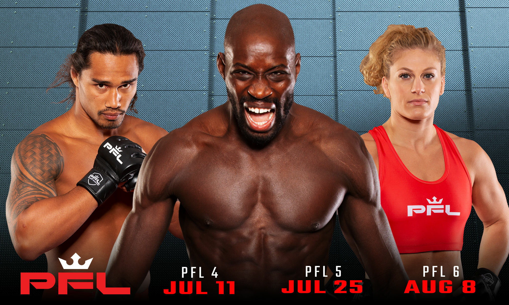 Professional Fighters League: MMA Action
