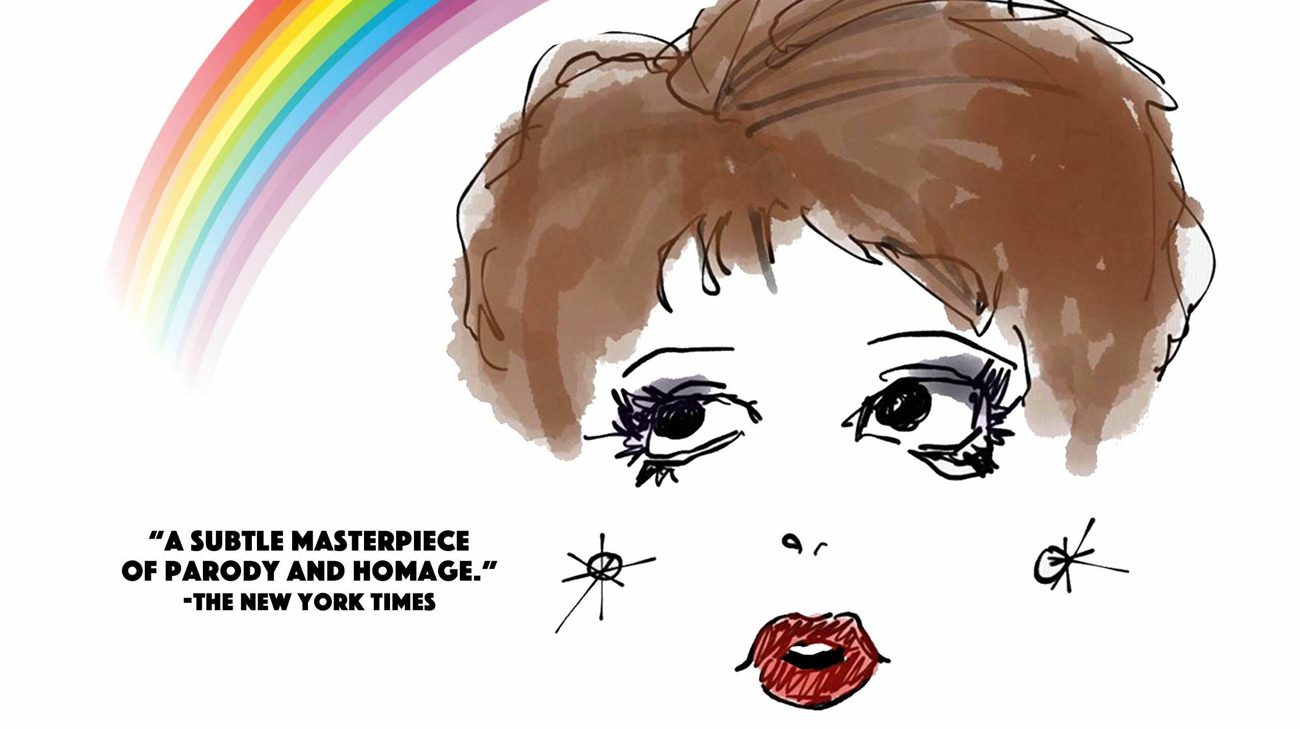 Judy at Stonewall