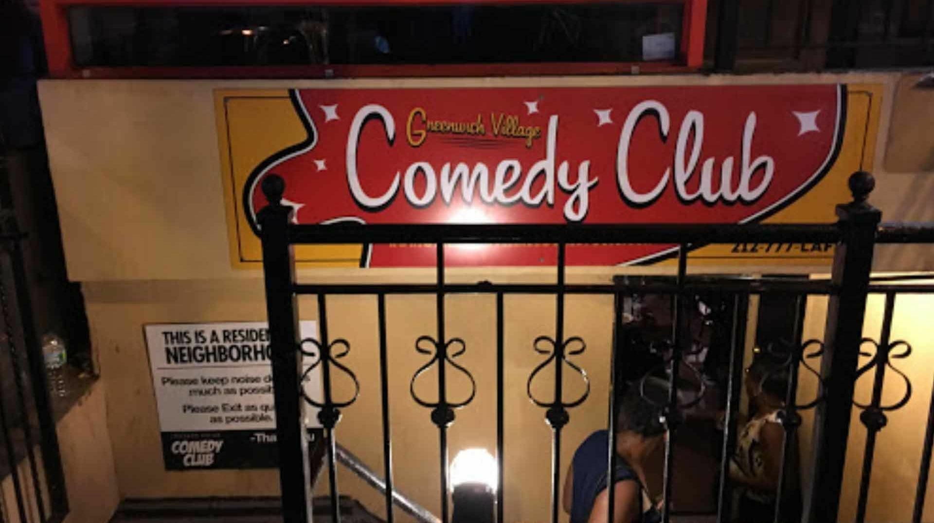 "Greenwich Village ""All Star Stand-Up Comedy"""