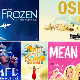 Broadway in Chicago 5-Show Season Package