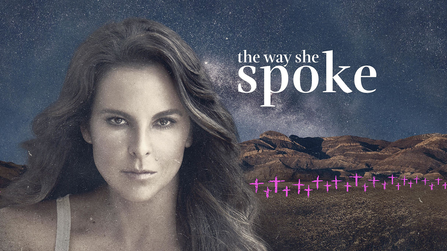 """Audible Theater Presents """"the way she spoke"""""""