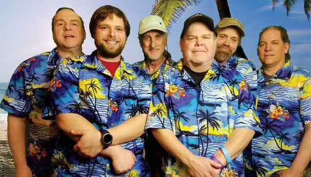 Daryl Davis Presents: The Beach Boys Meet The Beatles!