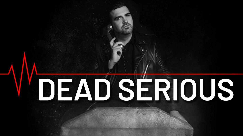 """Dead Serious"" featuring Celebrity Psychic Medium Thomas John"
