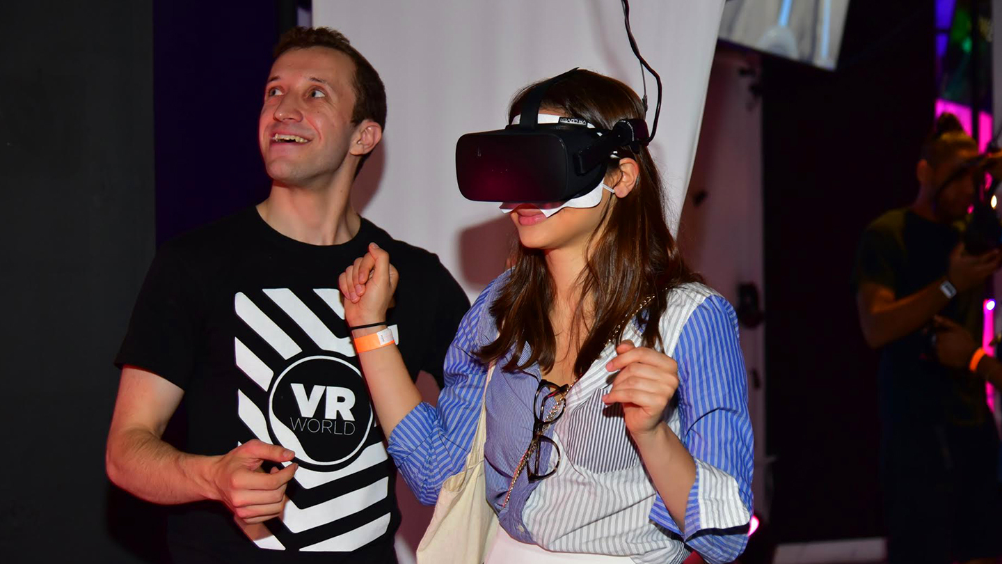 VR World NYC: The Largest Virtual Reality Destination in the US