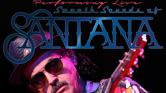 Smooth Sounds of Santana Tickets