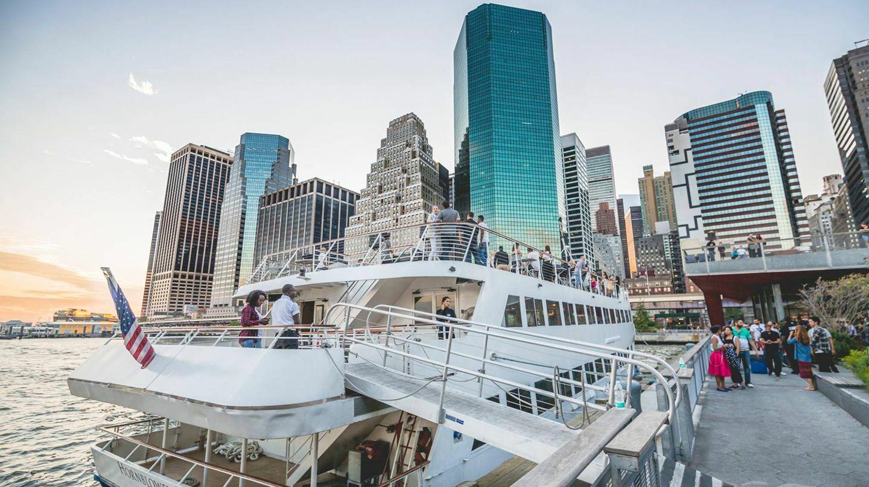 Say Aloha to Summer on an Hawaiian-Themed Party Cruise