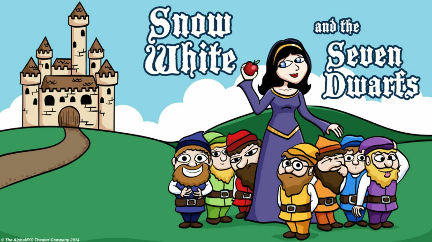 """Legendary Tale """"Snow White and the Seven Dwarfs"""""""