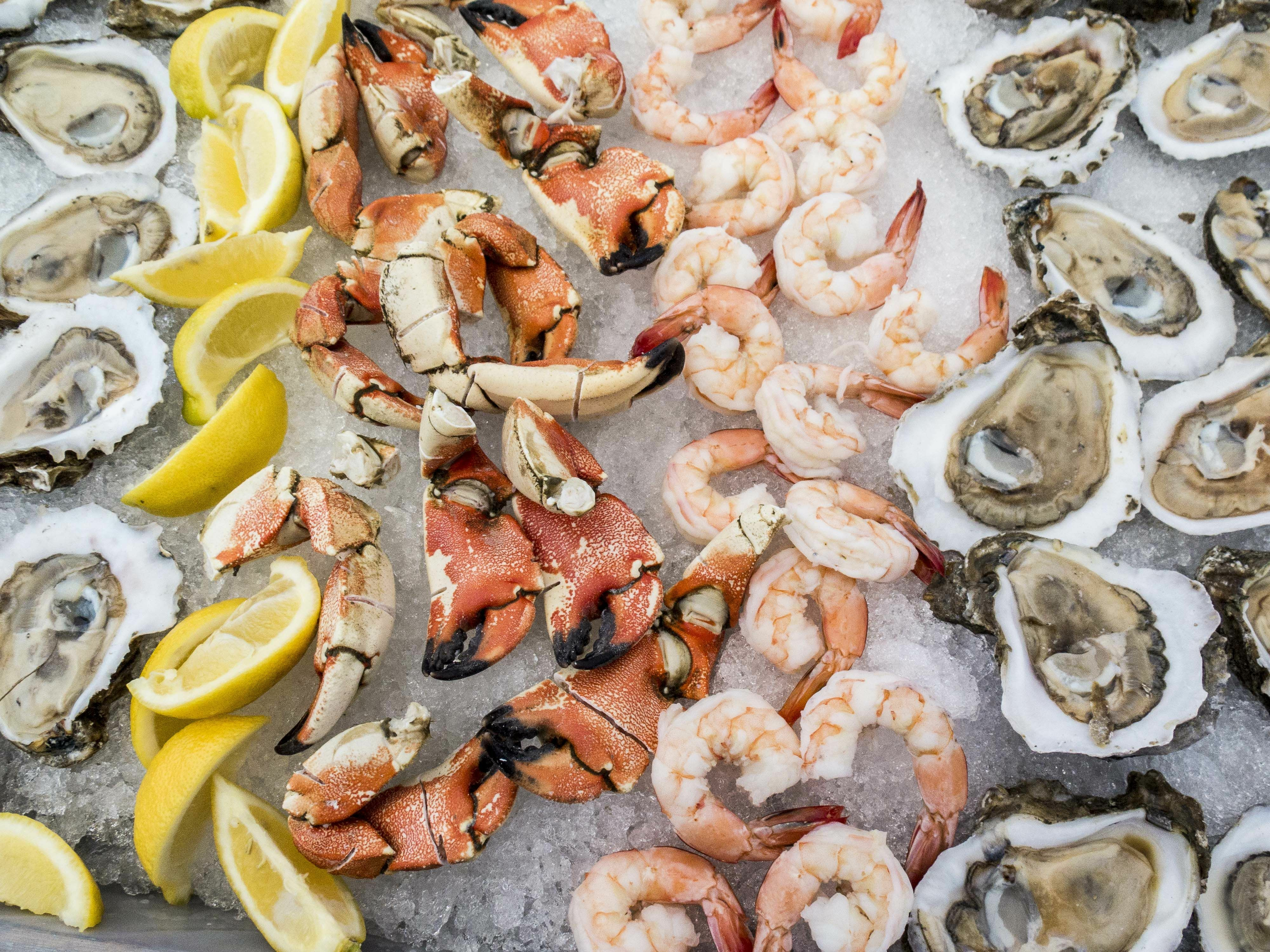Hudson Valley Seafood & Wine Festival