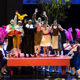 "WTO: Rossini's ""The Barber of Seville"