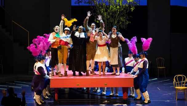 WTO: Rossini's The Barber of Seville
