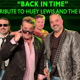 Back in Time: A Huey Lewis and the News Tribute band