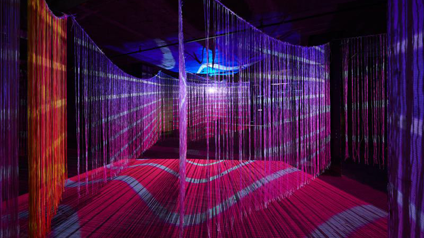 Some Are Connections: Immersive Art Experience