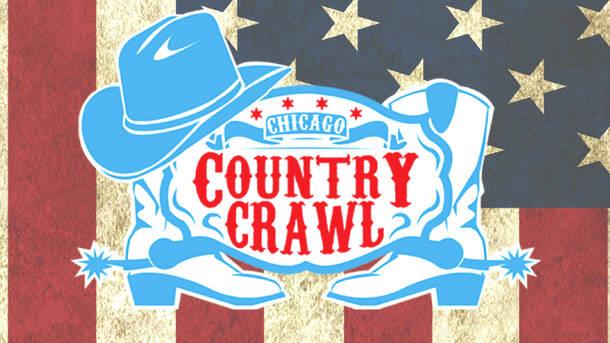 Country Bar Crawl