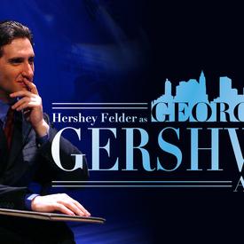"Hershey Felder as ""George Gershwin Alone"