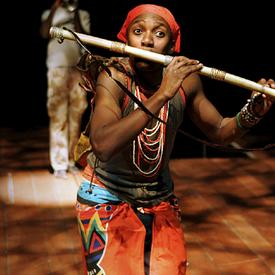 "The Magic Flute"" (Isango Ensemble)"