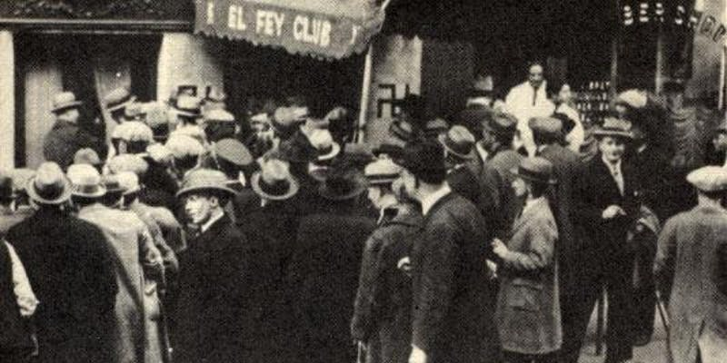 Times Square Prohibition Pub Crawl