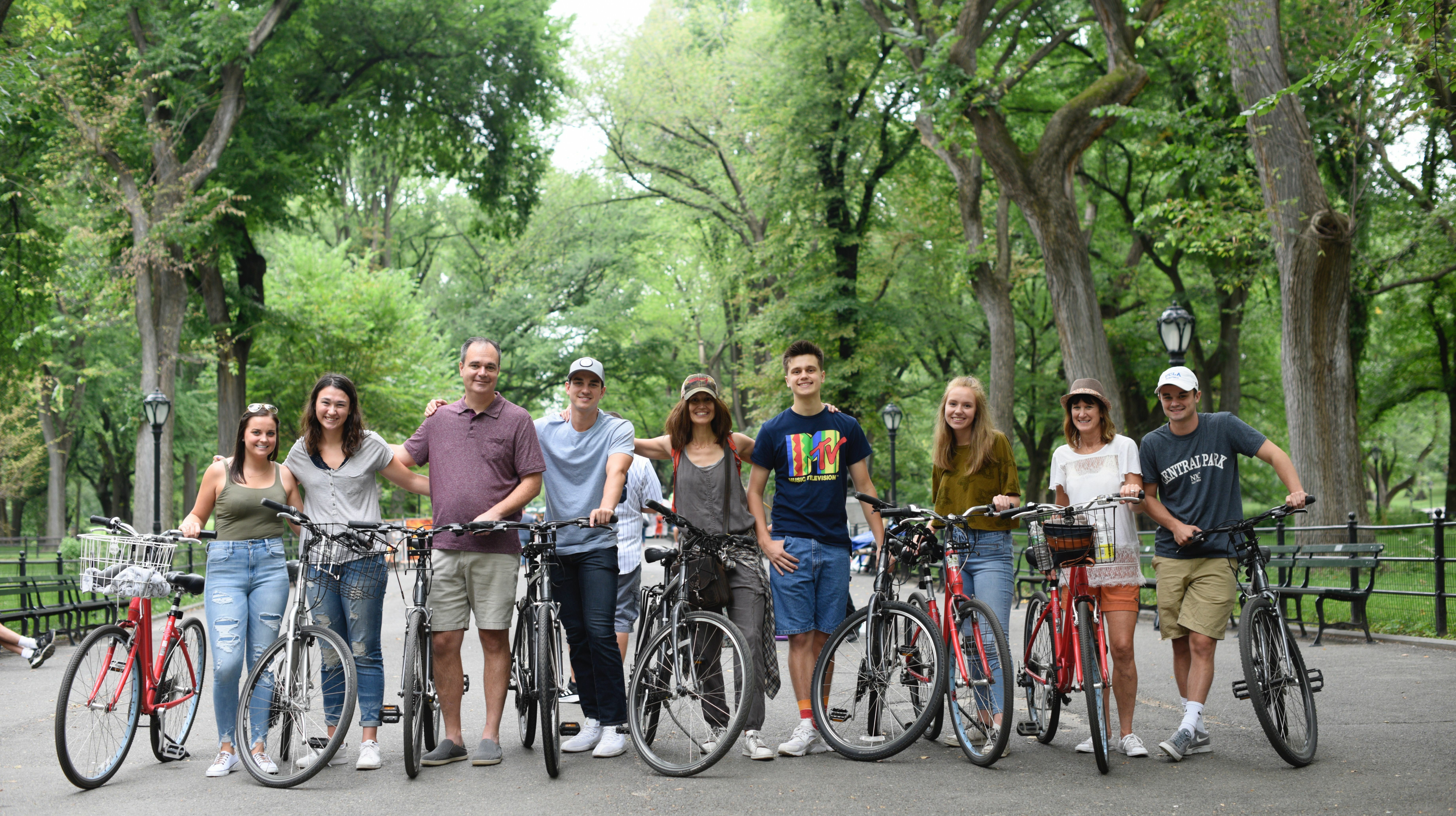 Private Tour of Central Park