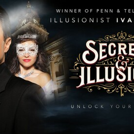 "Ivan Amodei: ""Secrets & Illusions"