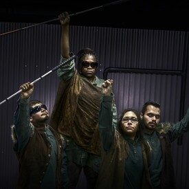 """Theatre by the Blind: """"Point Of Extinction"""