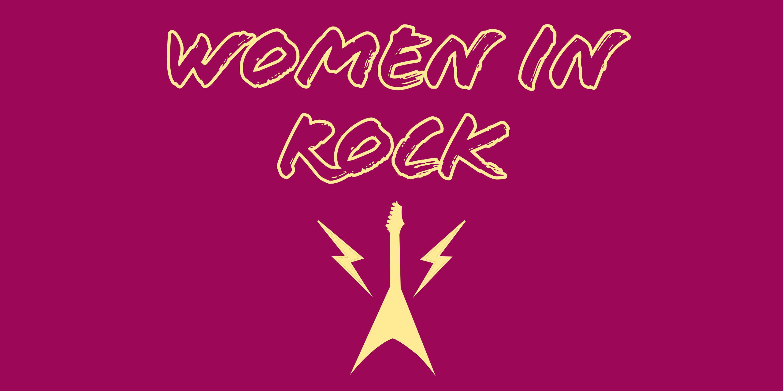 """""""Women in Rock"""" - A Tribute to Janis Joplin, Fleetwood Mac, Heart & More"""