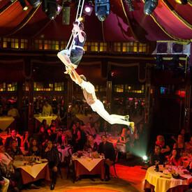 "Teatro ZinZanni: ""Love, Chaos & Dinner"
