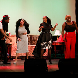 """The Empty Box"""" (Gospel Musical Stage Play)"""