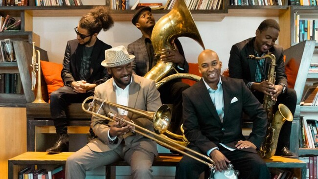 NOJO 7 of the New Orleans Jazz Orchestra Tickets