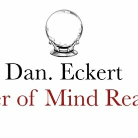 The Mental Mysteries of Dan Eckert, Master Mind Reader