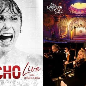 """Psycho"""" Live with Orchestra"""