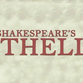 """Shakespeare's """"Othello"""