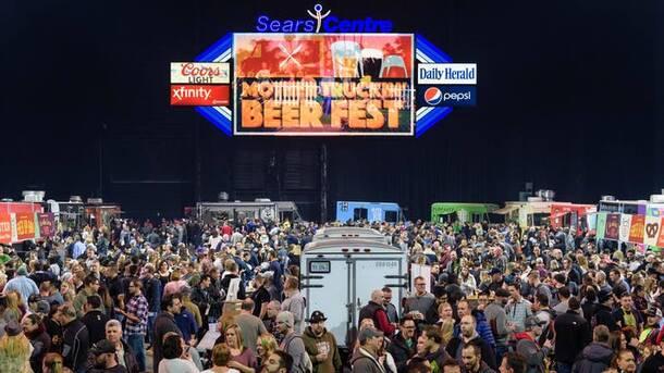 Mother Truckin' Booze Fest