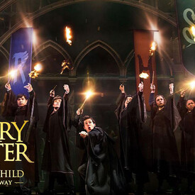 """Harry Potter and the Cursed Child"""" on Broadway"""